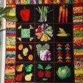Banneker Museum A_Vegetable_Quilt