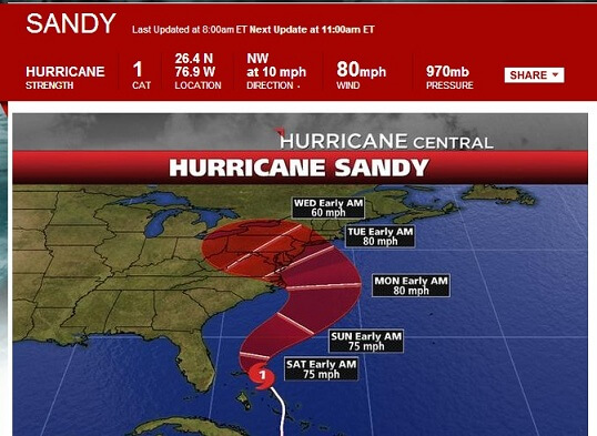 102612_hurrican_sandy_track_from_weather_com_for_safety_page 2