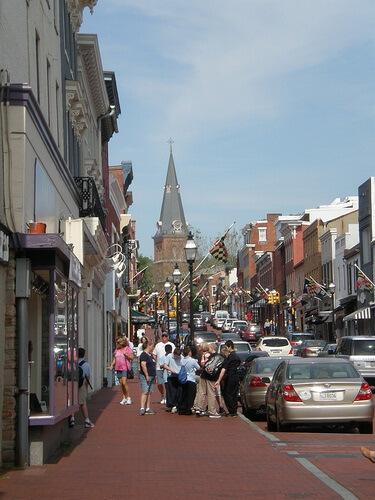 Downtown-Annapolis