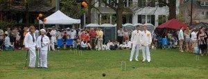 day weitzman annapolis croquet match