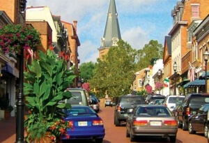 Downtown Annpolis