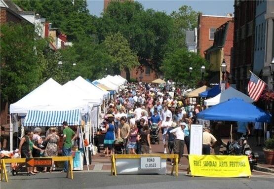 annapolis 1st sunday art festival2