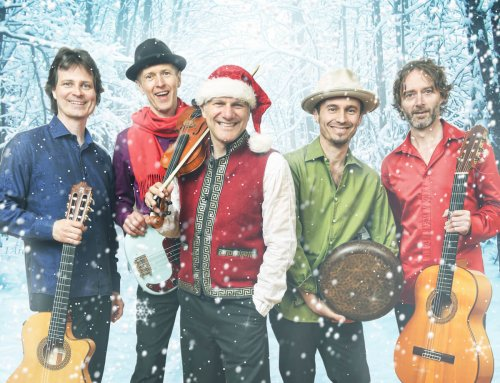Christmas Fiesta with Sultans of String at Maryland Hall