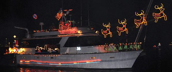 Eastport Yacht Club\'s Parade of Lights - Dec. 11 - Annapolis.com