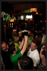 Saint Patrick's Day at Fado's in Annapolis