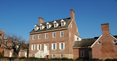 Things to do in Annapolis; William Paca House