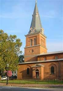 Things to do in Annapolis May 14-20; St. Anne's Church