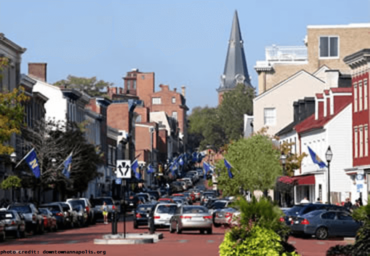 Mainstreets Annapolis Program Brings Business And Historic