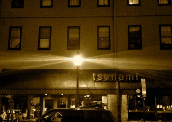 Tsunami Sushi On West Street