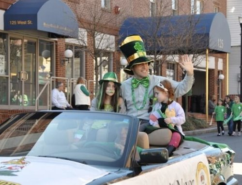St. Patrick's Day 2019 in Annapolis 🍀