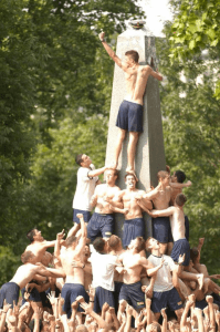 Herndon Monument Climb. Photo by wikipedia.com