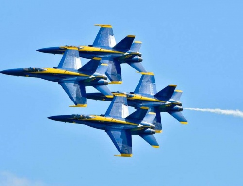 Blue Angels slated once again for Commissioning Week