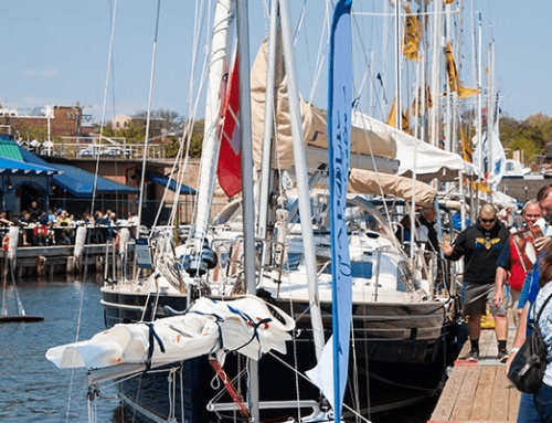 Sail into spring at this weekend's Spring Sailboat Show in Annapolis