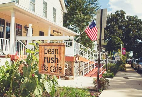 Bean Rush Cafe
