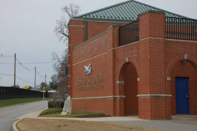 naval academy stadium