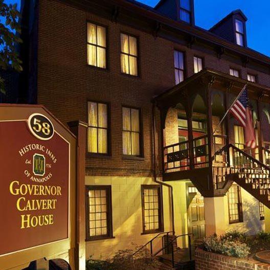 Historic Inns Of Annapolis Annapolis Com