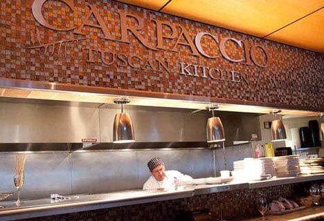 Carpaccio Tuscan Kitchen