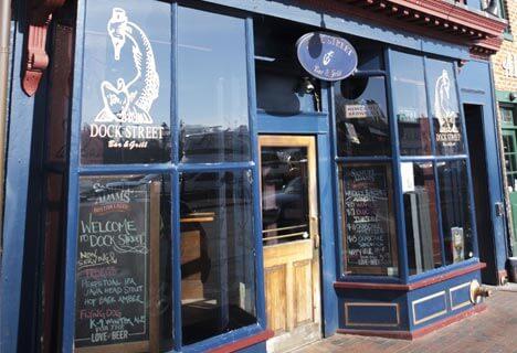 Dock Street Bar & Grill