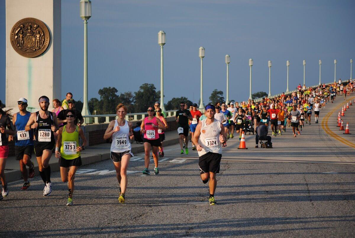 Annapolis 10 Mile Race  Road Closures – Delays Expected