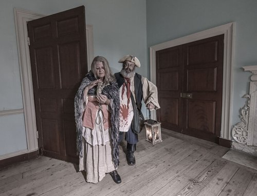 "Step Inside the Haunted James Brice House on a ""Special Historic Hauntings"" Tour"