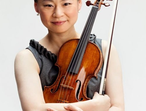 Midori joins the Annapolis Symphony Orchestra for opening weekend