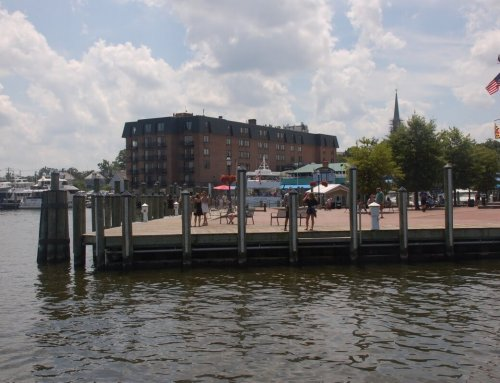 Annapolis Benefits from Conservation Easement