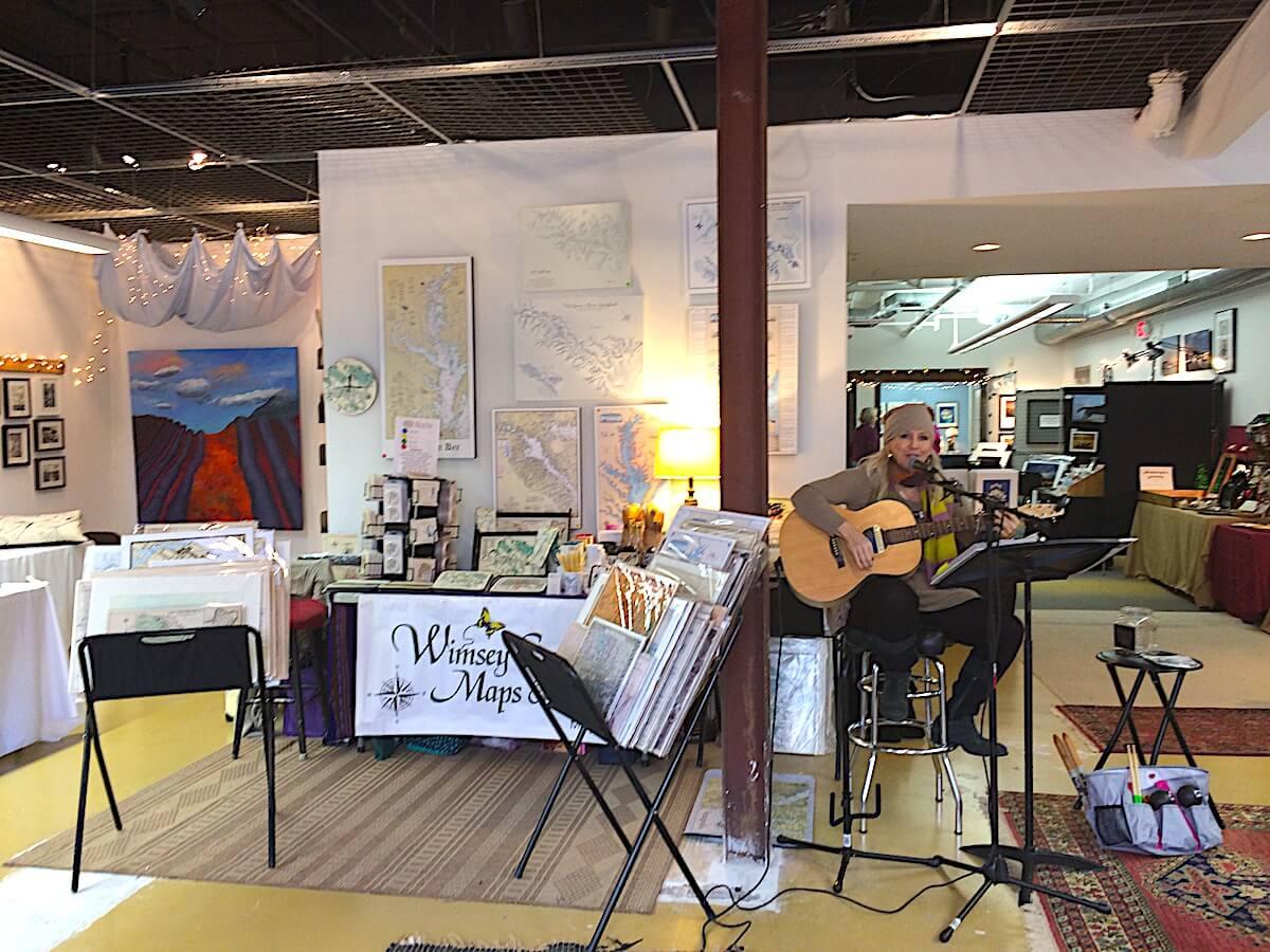 Arts Alliance Pop-up Shop
