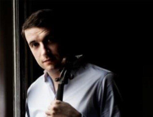 Berlin Philharmonic 1st Concertmaster, Noah Bendix-Balgley, joins ASO