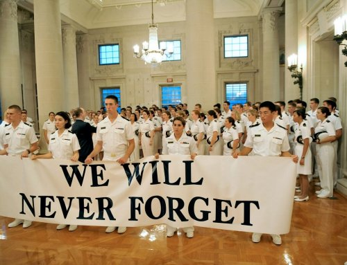 September 11 Remembrance Events at USNA