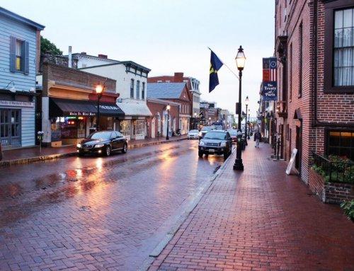 This Week in Annapolis: Art, espionage and reggae