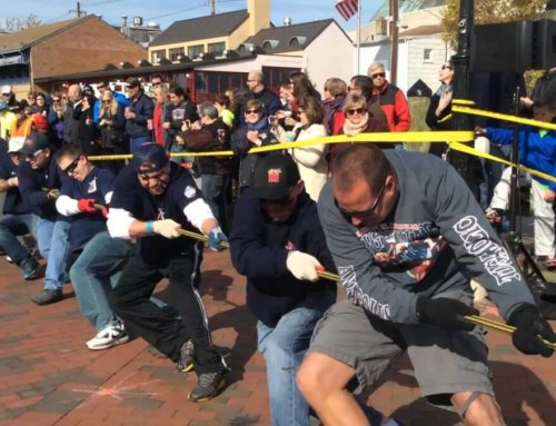 This Week in Annapolis: Tug 'o War!