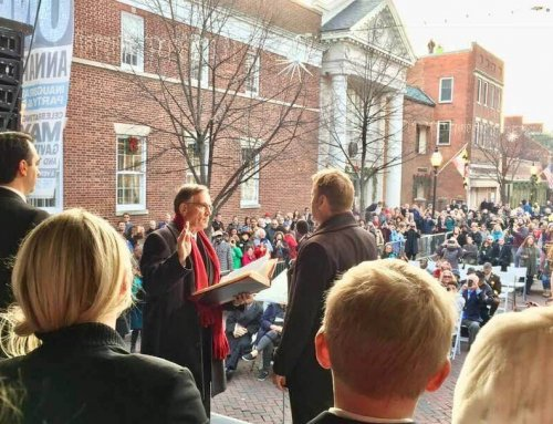 Buckley Sworn In As 137th Mayor of Annapolis
