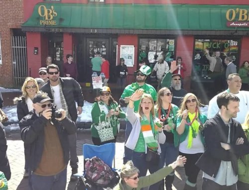 St. Patrick's Day Parade Road Closures Begin at 1 p.m. March 10
