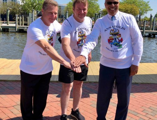 Mayor announces Annapolis Sailor's Triathlon to take place July 28