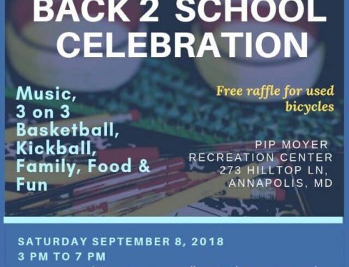 City hosts Back To School Celebration on Saturday, September 8, at Truxtun Park