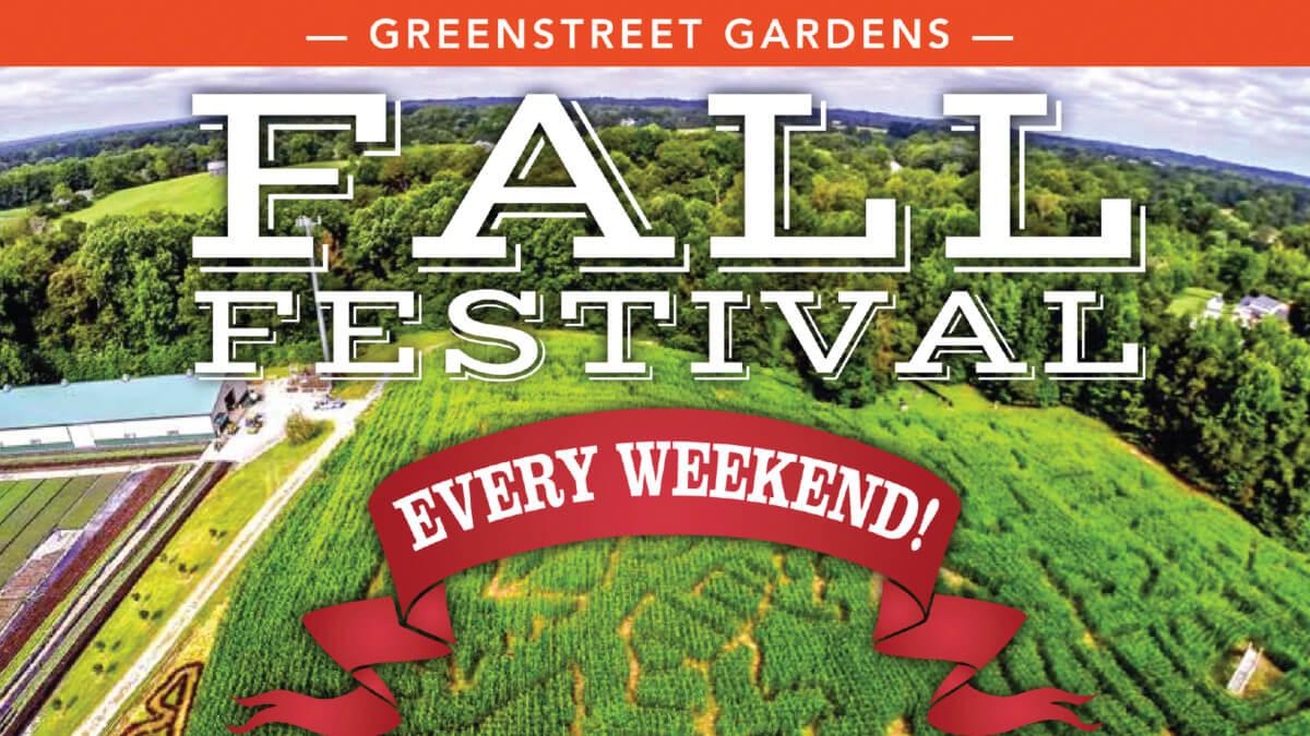 Superieur Greenstreet Gardens Fall Festival