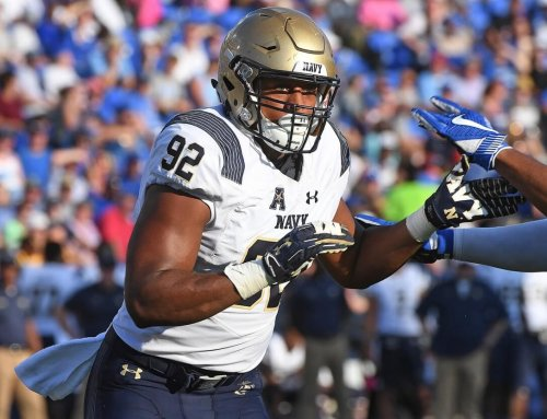 This Week in Annapolis: Navy Football's First Home Game ?