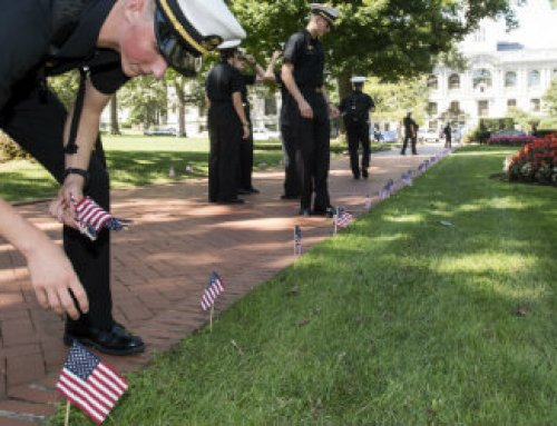 Naval Academy Midshipmen 9/11 Remembrance Events