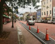 Annapolis bike path