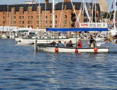 Annapolis water taxi service winds down for the season