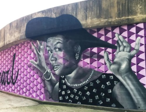 Jahru & Street Art Films Art Exhibition opens December 6 in City Hall