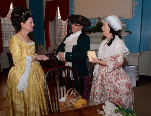 Celebrate the Season, and Colonial Traditions, in Historic Annapolis