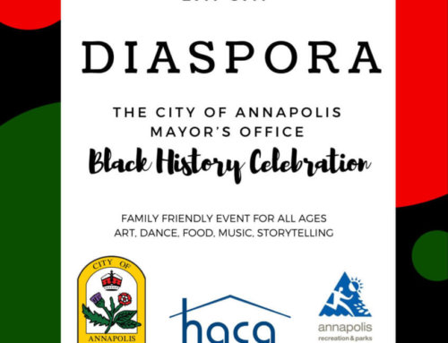 Diaspora: A Black History Celebration at Pip Moyer Rec Center