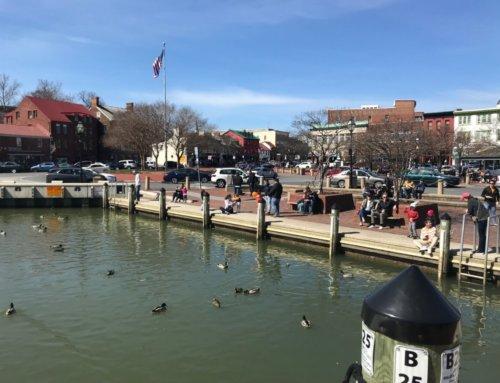 This April in Annapolis
